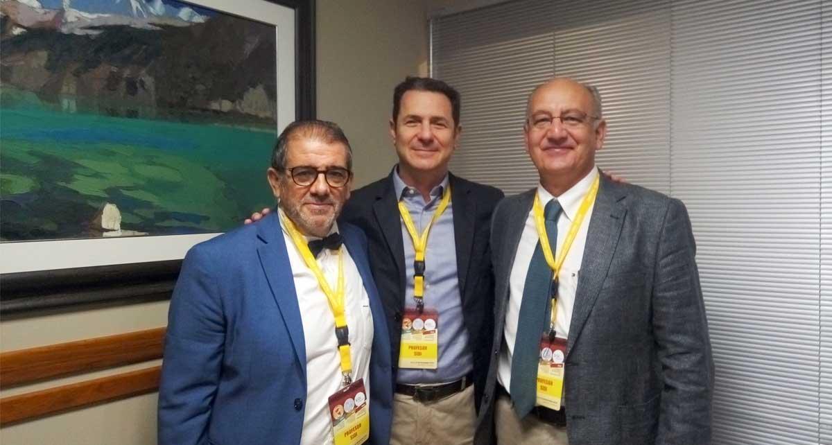 Firma de Convenio de colaboración con la Sociedad Española de Radiología Vascular e Intervencionista (SERVEI)