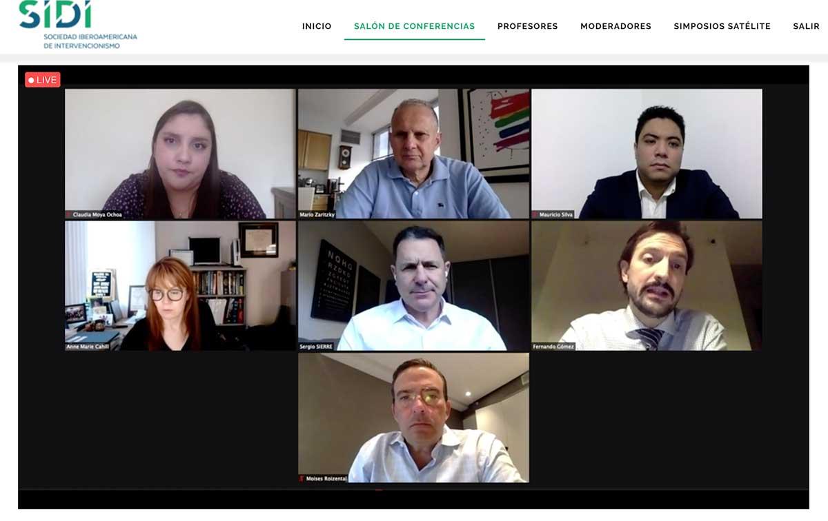 Gran éxito del Congreso SIDI online 2020
